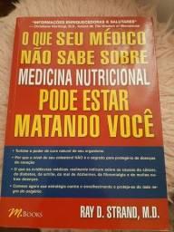 Livro: O que o seu médico não sabe sobre medicina nutricional