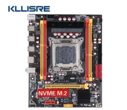 Kit Placa mãe  X79 - Xeon E5 2689