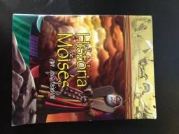 Livros 3° ano do colégio adventista.