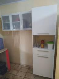 Armário de cozinha novo praticamente