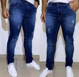 Calças jeans masculinas atacado