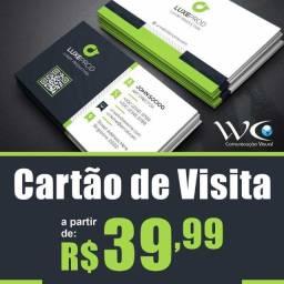 Cartão de Visita Para sua Empresa ou Negócio
