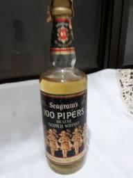 Whisky lacrados nunca abertos!