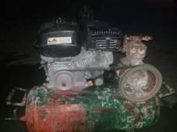 Motor toyama 5.5 com compressor