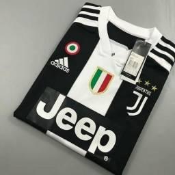 Camisa Juventus 18-19