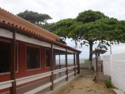Alugo para temporada, Casa de 4 QTOS, frente para mar