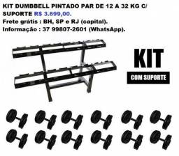 Kit de Dumbell Pintado