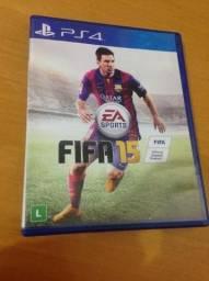 Fifa 15 Playstation 4 Electronic arts Mídia Física R$63