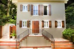 Casa de condomínio à venda com 5 dormitórios em São conrado, Rio de janeiro cod:868666