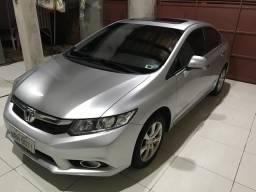 New Civic 12/12 EXS 1.8 - Automático - 2012