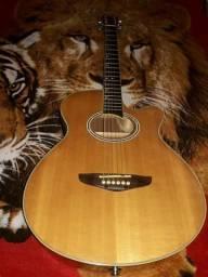 Violão Elétrico Tagima Acoustic Dallas