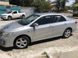 Toyota Corolla gli automático EXTRA único dono - 2012
