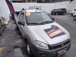 Strada Working Hard 1.4 Flex 2019 - IPVA 2020 Grátis / 2 Anos de Garantia !!! - 2019