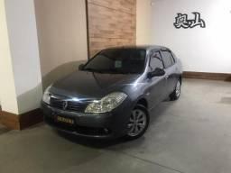 Renault - symbol 1.6 privilege flex 4 portas único dono - 2013