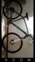 Vendo ou troco bike aro 29 freio hidráulico