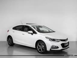 Chevrolet CRUZE Sport LTZ 1.4 16V TB Flex 5p Aut. - Branco - 2018 - 2018