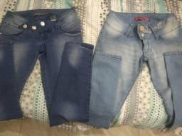 2 calças