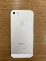 Vendo IPhone 5S prata (somente venda)