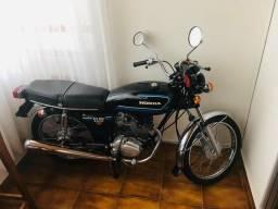 Cg 125 1979 para colecionadores