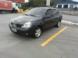 Clio sedan 1.6 completo - 2008