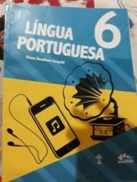 Livro de Português Adventista 6 ano