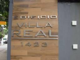 Apartamento na Nazaré, 2 quartos, Edifício Villa Real com 60m²