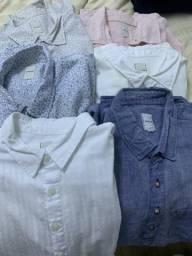 Camisas e camisetas - Santana 3f6fa76c377e7