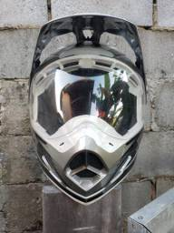 Capacete Top Helmet TH1 vision