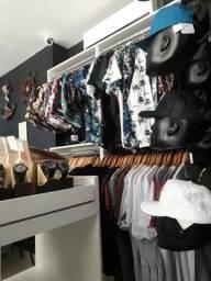 Passo ponto loja de roupas masculina