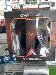 Headset Ovann X7 Gaming para Pc e Notebook. Produto Novo. Store World