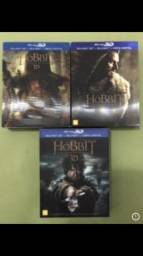 Coleção Blu-ray O Hobbit