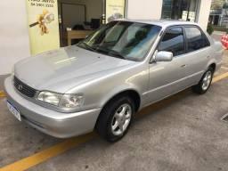 Corolla xei automático - 2001