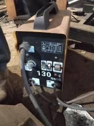 Vendo máquina de solda MIG sem gás 110v