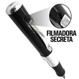 Caneta Espiã Micro Câmera Filmadora Espião