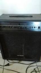 Caixa Attack 90w RMS - Troco em teclado musical