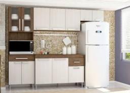 Cozinha Completa 4 peças - Brasil Plus (Indekes)(LD)