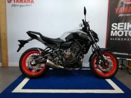 Yamaha MT-07 ABS 2020 Zero Troca, Financia - 2019