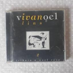 CD Ivan Lins - Tributo a Noel Rosa - Viva Noel