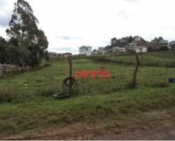 Terreno à venda, 18 m² por R$ 377.574 - Caroba - Lages/SC