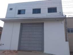 Aluga-se barracão 380m² no Jd Milena