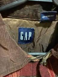 Jaqueta GAP lenhador tamanho P