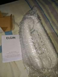 Telefone de parede Elgin, com fio. Novo!