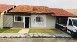 Casa Com 3 Quartos, No Residencial Palmeiras, Aleixo, Cond. Fechado Financia