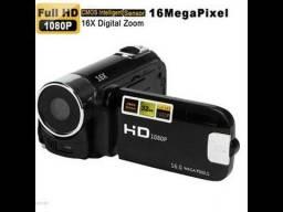 Filmadora hd 1080p - Usada