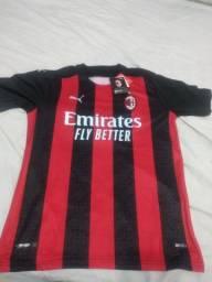 Camisa do Milan nova