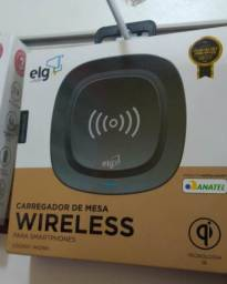 Carregador Wireless de Mesa ELG