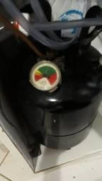 Vendo 1 cilindro de co2 caseiro