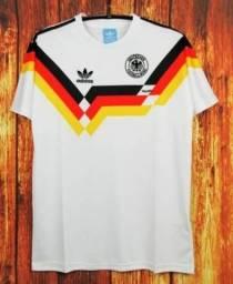 Camisa Alemanha Retro 1990 (G) NOVA