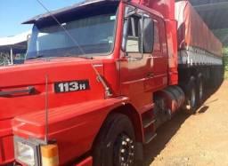 Scania 113 Ano 1997 Ls Graneleiro - 1997