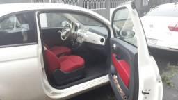 Vendo FIAT 500 CULT com 65.488 km - 2012